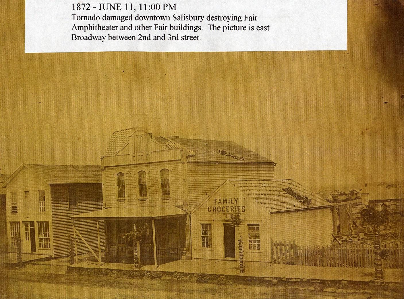 Tornado of 1872