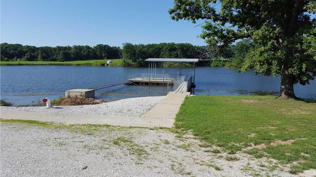 Pine Ridge Lake Dock