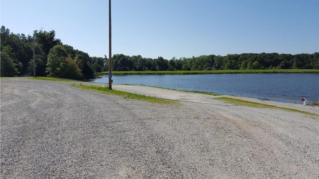 Pine Ridge Lake Handicap Access